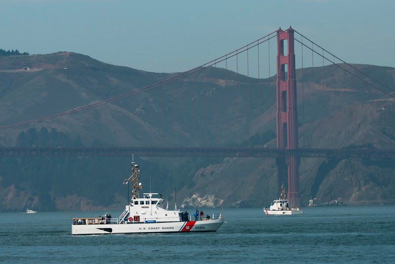 North tower well protected for Fleet Week