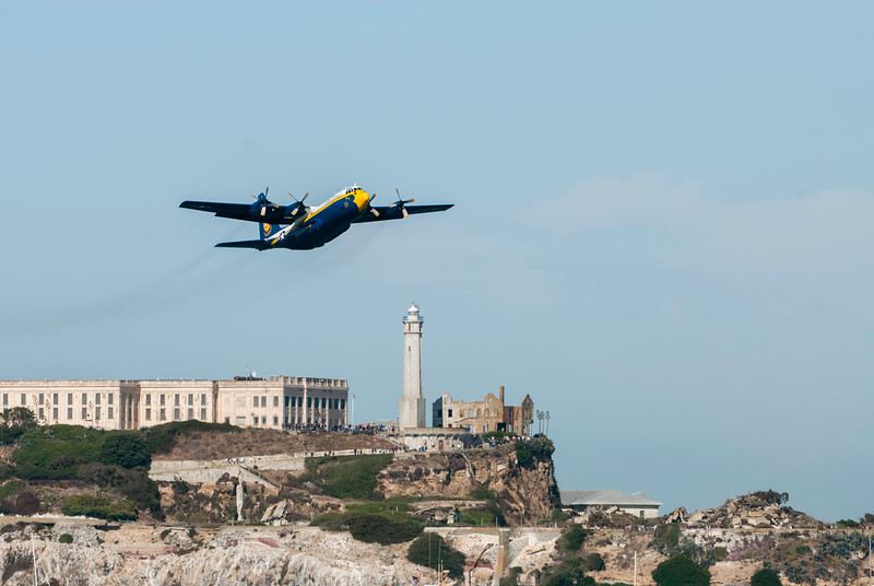 Blue Angels Support Plane
