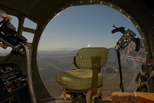"Flight on the B-17 ""Aluminum Overcast"" - Las Vegas, NV - 2008"