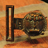 This is a very rare Confederate South Carolina Officer's belt buckle.