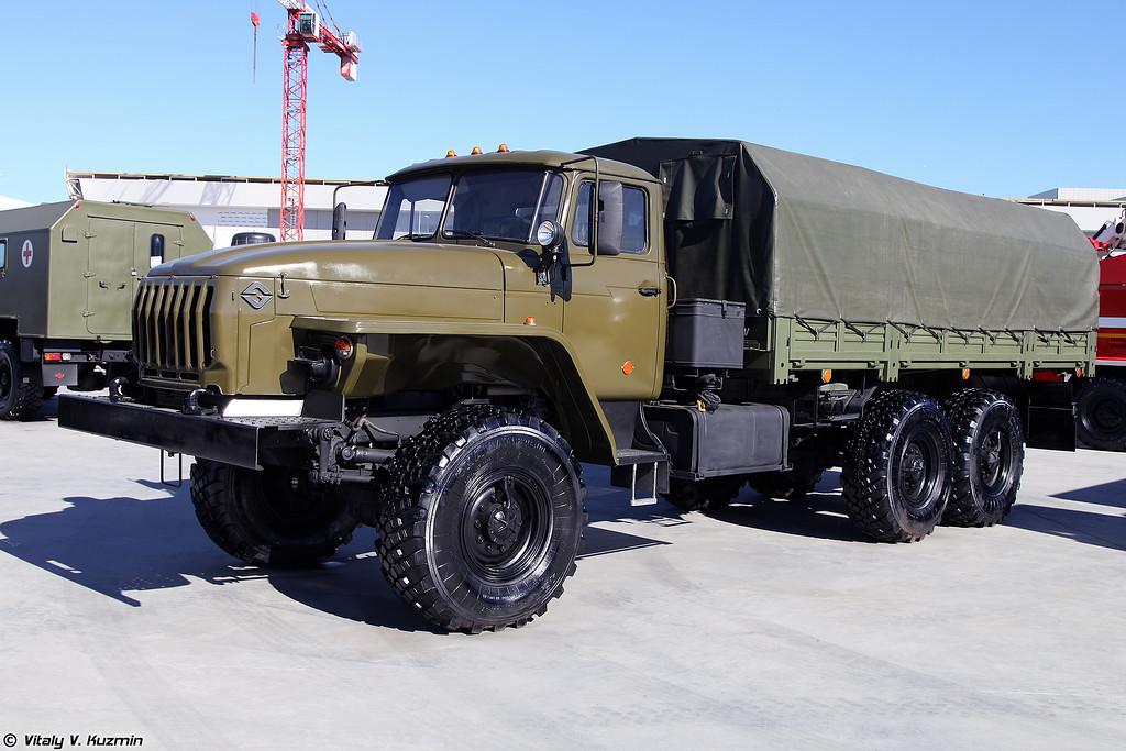Урал-4320-0811-31 (Ural-4320-0811-31)