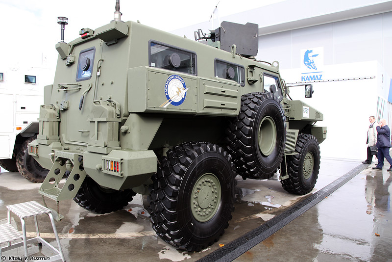 Бронеавтомобиль Арлан (Arlan armored vehicle)