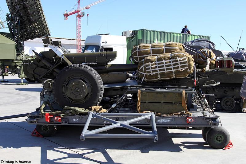122-мм гаубица Д-30 (122-mm howitzer D-30)