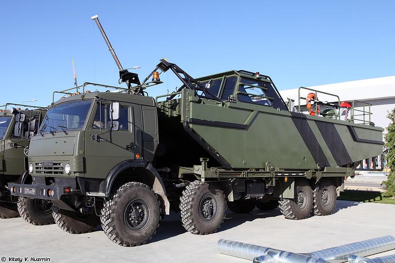Буксирно-моторный катер БМК-МТ (BMK-MT boat)