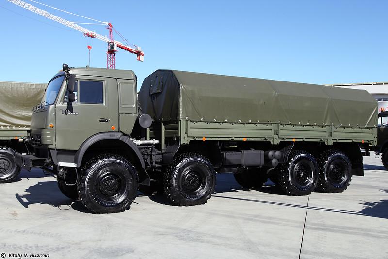 КАМАЗ-6350 (KAMAZ-6350)