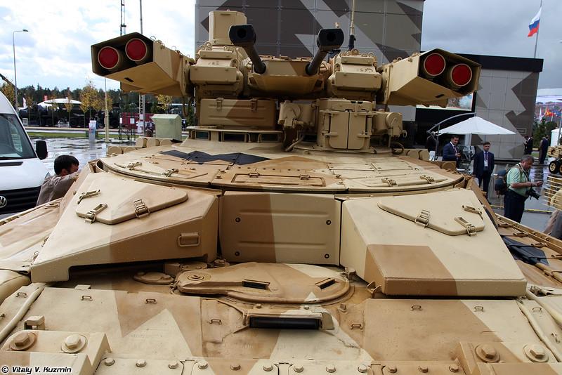 БМПТ-72 (BMPT-72 Terminator 2)