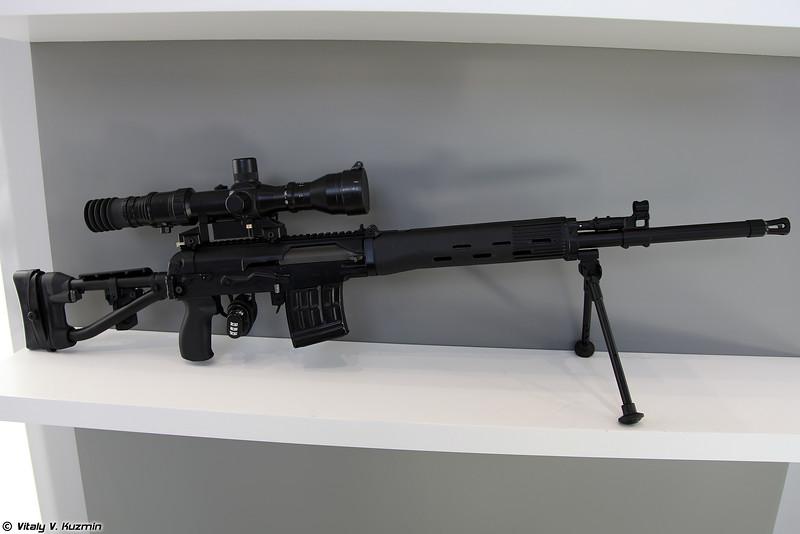 Снайперская винтовка СВДМ (SVDM sniper rifle)