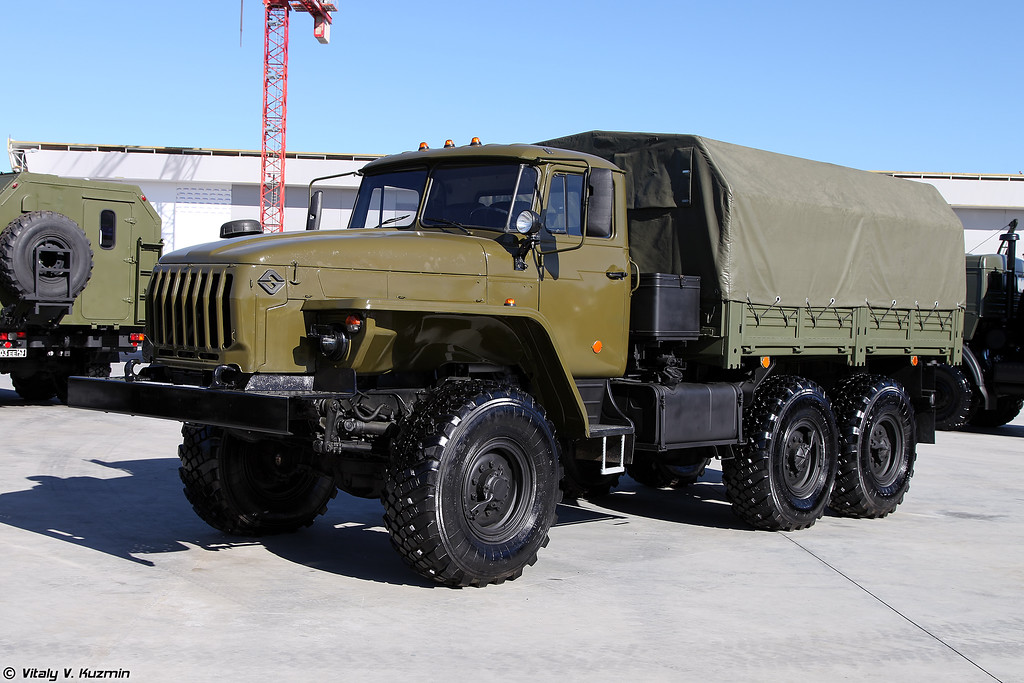 Урал-4320-31 (Ural-4320-31)