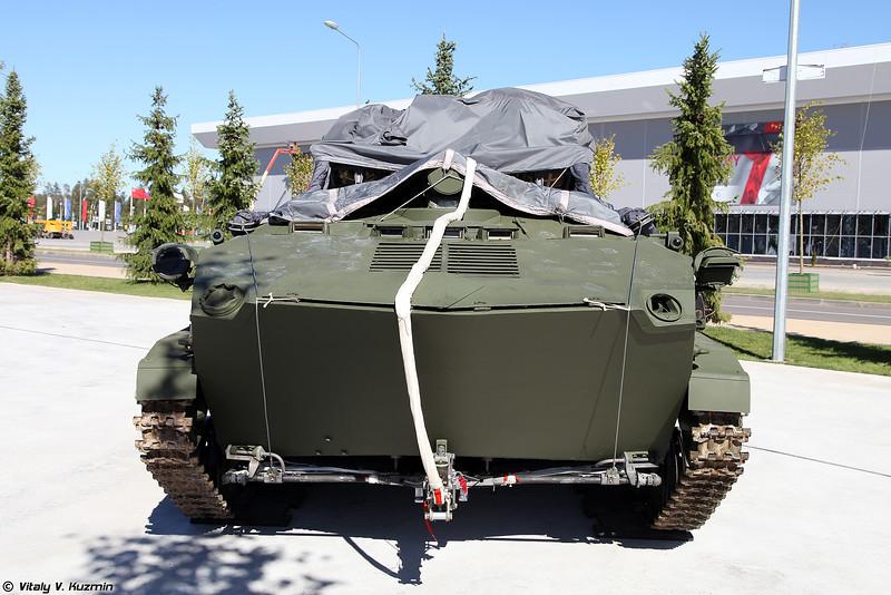 Бронетранспортер БТР-Д (BTR-D armored personnel carrier)