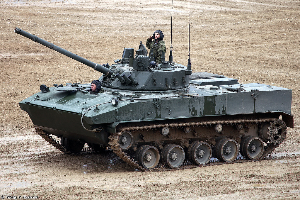 Боевая машина десанта БМД-4М (BMD-4M infantry fighting vehicle)
