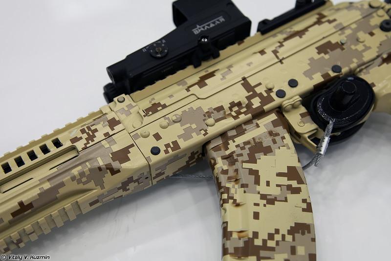 7,62х39 автомат АК-15 6П71 (7.62mm AK-15 6P71 assault rifle)