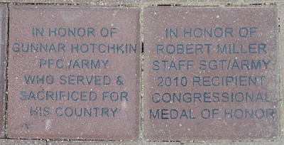 Fredenhagen Memorial Bricks - Robert Miller