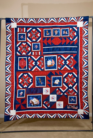 Funeral Guard Quilt