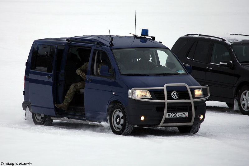 Показательное выступление УСН СБП ФСО России (Special purpose unit of Presidential Security Service)