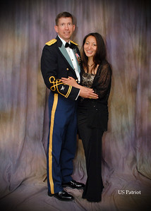 GU SROTC Formal Portraits