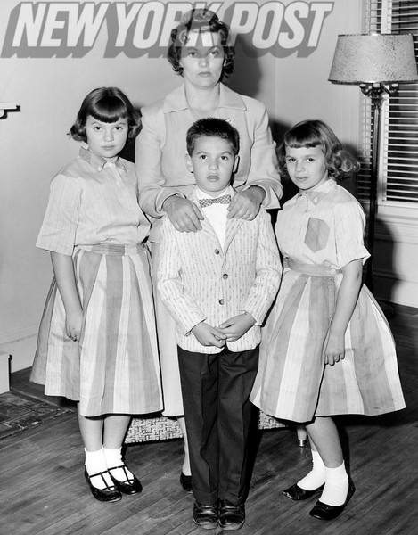Mrs. Lee Hartell. 1958