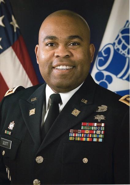 Major Langston Scott, II     (O 2017. 61.1)