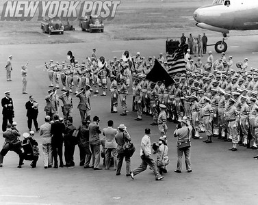 Gen. Dwight Eisenhower. June 19, 1945.
