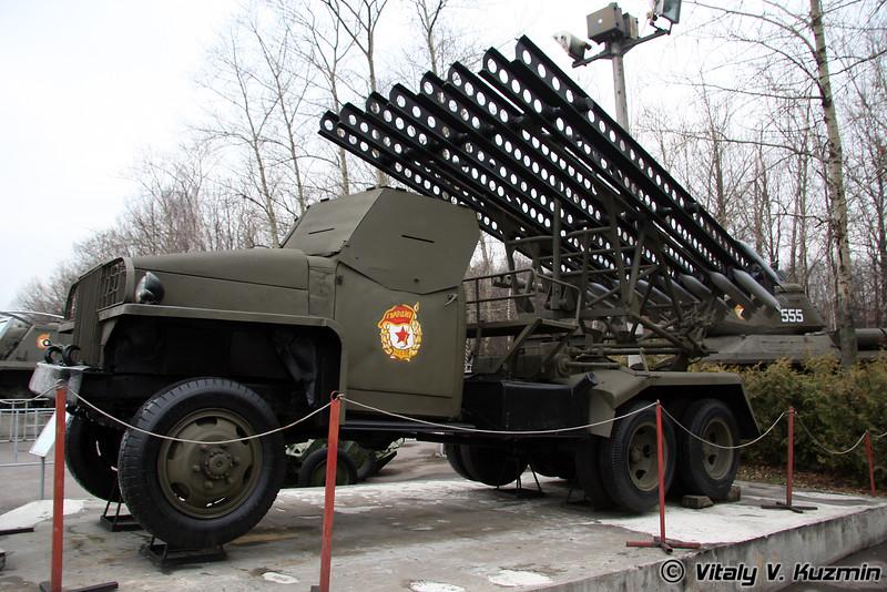 БМ-13 Катюша (BM-13 Katyusha)