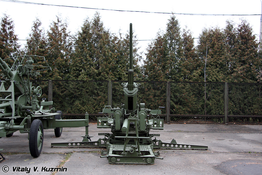 37мм зенитное орудие М3 (37mm M3 AT AA gun)