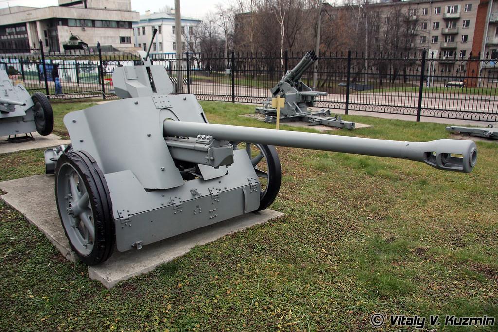 50мм ПАК-38 противотанковое орудие (50mm PAK-38 anti-tank gun)