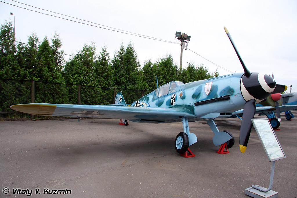 Me-109 F-2