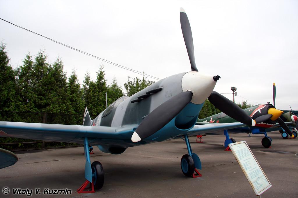 ЛаГГ-3 (LaGG-3)