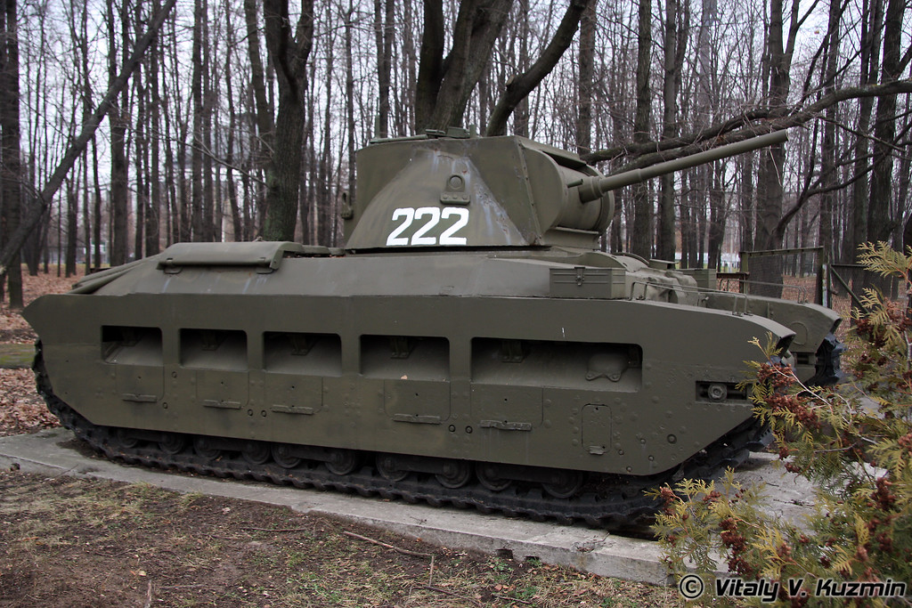 Средний танк Матильда 3 МК2А (Matilda III MKIIA medium tank)