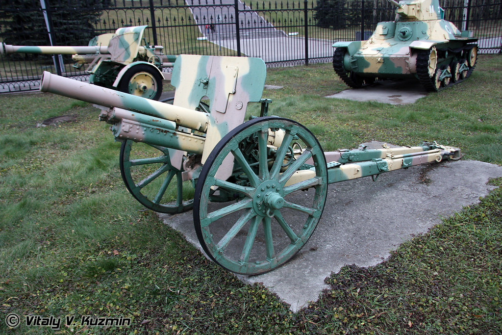 75мм Тип 94 орудие (75mm Type 94 mountain gun 1934 model)