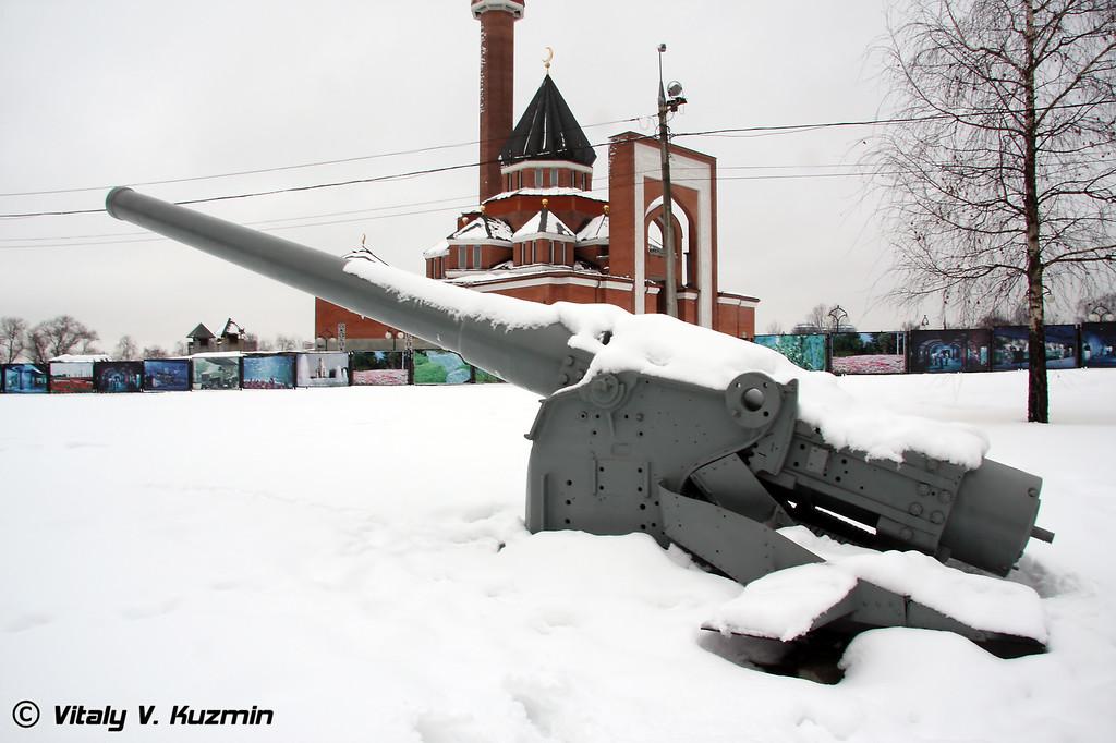 152-мм орудие Канэ (152-mm Kane gun)