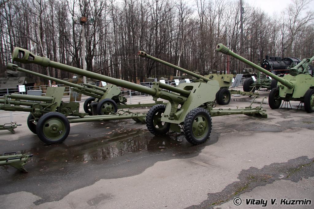 85мм ЗИС-С-8 (85mm ZIS-S-8 division gun)