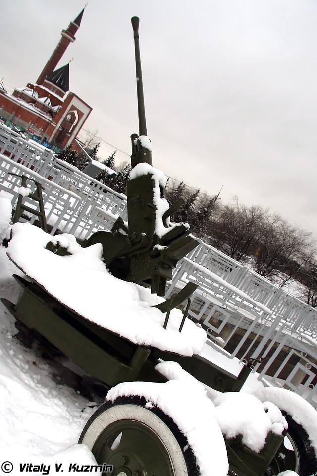 25-мм орудие ПВО (25-mm AA gun)