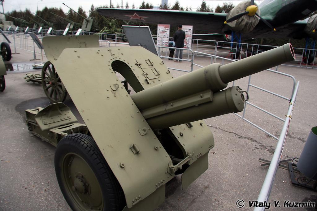 76мм горная пушка обр. 1938г. (76mm mountain gun 1938 model)