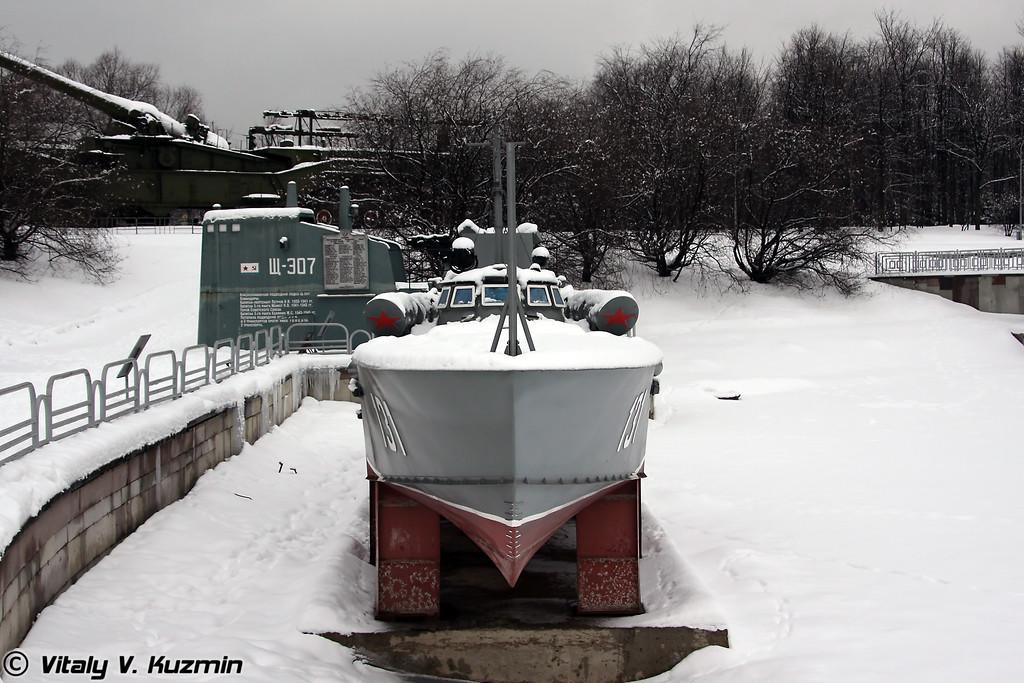 "Торпедный катер типа ""Комсомолец"" (Komsomolets class torpedo boat)"