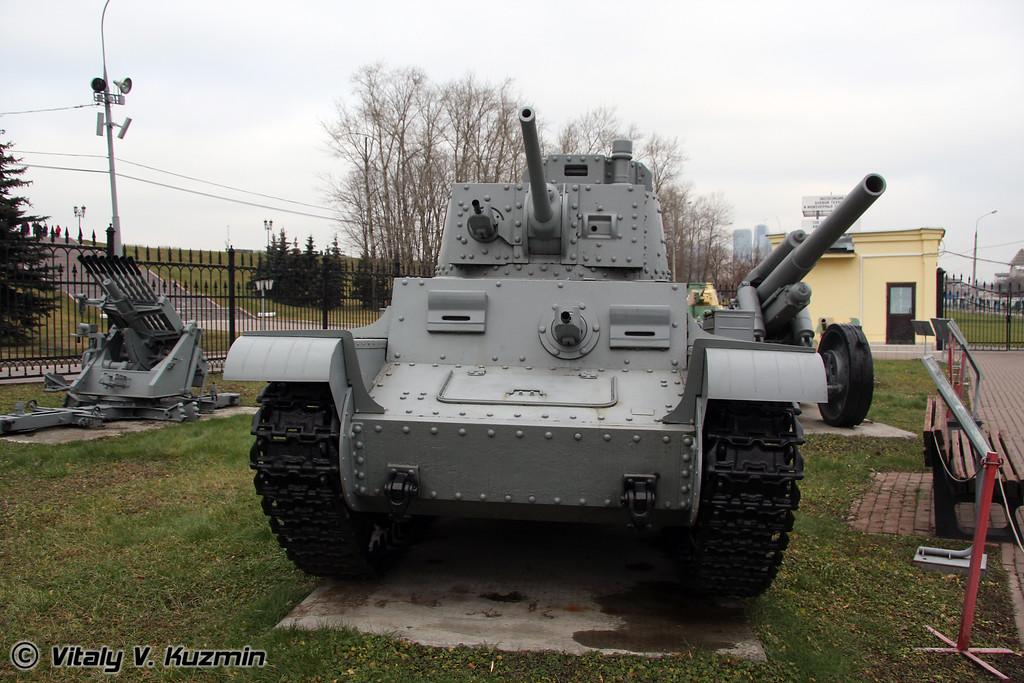 Легкий танк СКД-Прага 38 (Т) (CKD-Prague 38 (T) light tank)