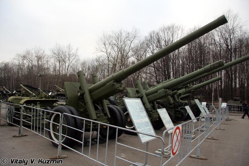 122мм орудие А-19 (122mm A-19 gun 1931-37 model)