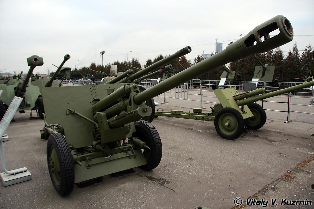 76мм полковая пушка обр. 1927-42гг. (76mm regiment gun 1927-42 model)