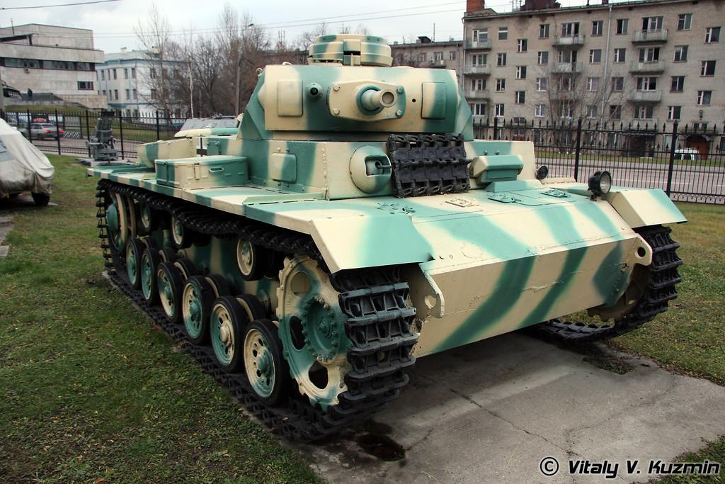 Средний танк Т-3 (T-III medium tank)