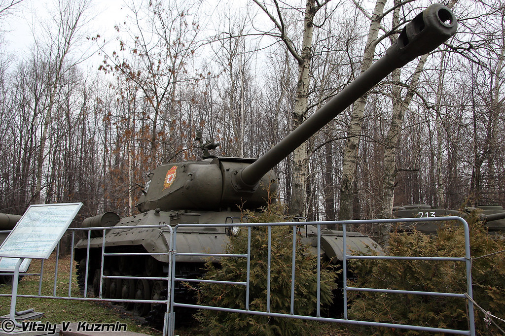 ИС-2 (IS-2 heavy tank)