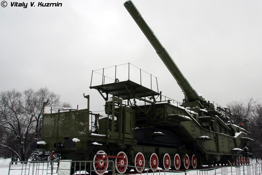 305-мм орудие ТМ-3-12 (305-mm TM-3-12 gun)