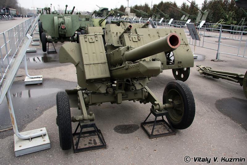 76мм М-99 2А2 горная пушка (76mm M-99 2A2 mountain gun)