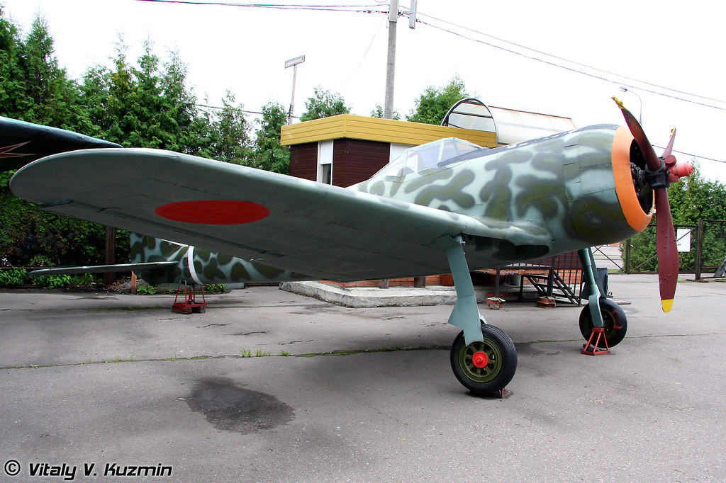 Hayabusa KI-43