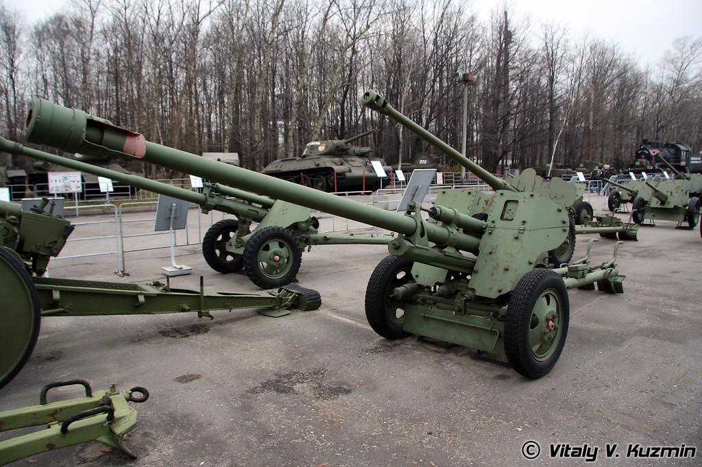 БЛ-14 (76mm BL-14 division gun)