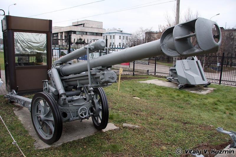 105мм гаубица (105mm light-field howitzer 1938 model)