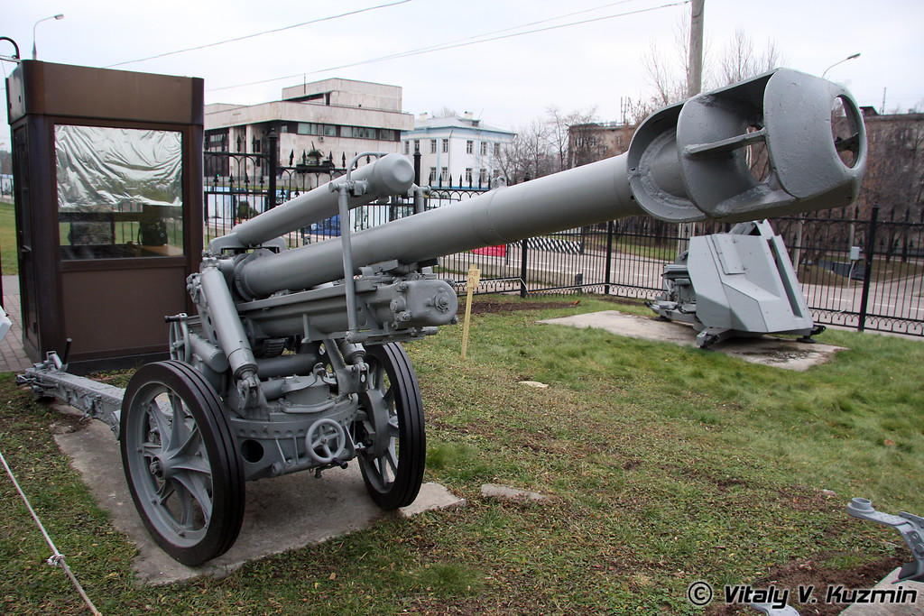 105мм гаубица (105mm light-field howitzer 1938 model)