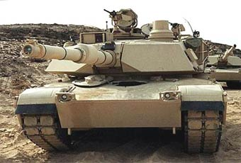 Approved for production in 1990, the M1A2 Tank represents a technological improvement of the basic M1A1 design.