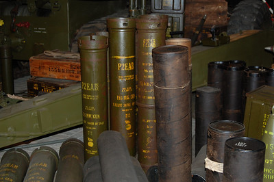 Guns, Shells,  and Tanks of World War II