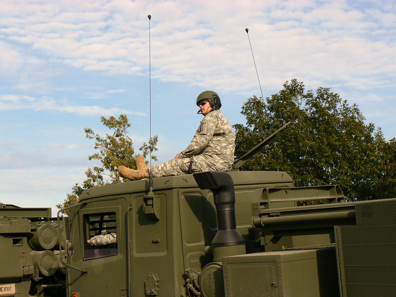 SSG Oullette, Launcher 21
