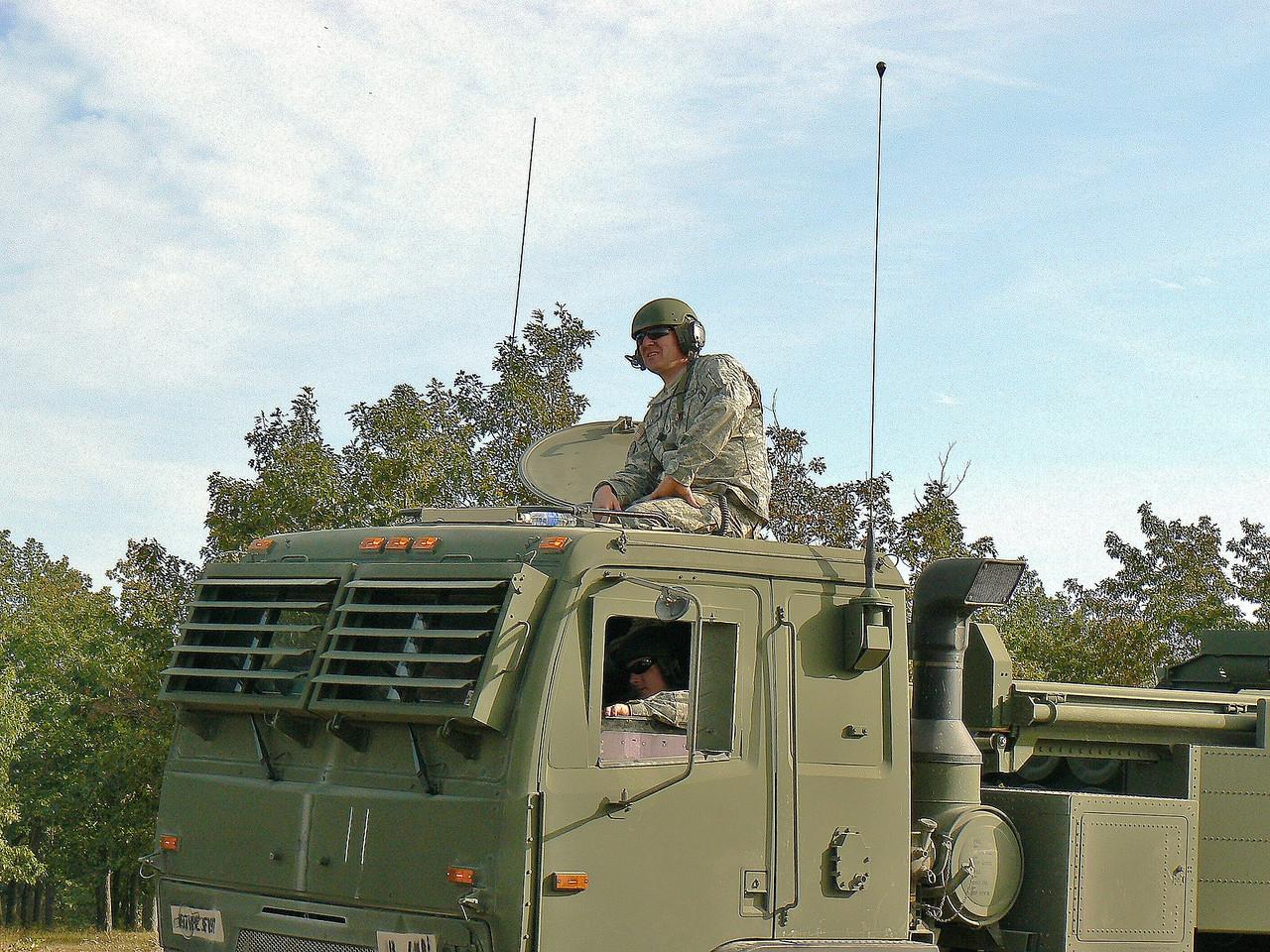SSG Austin & SPC Maynard, Launcher 11