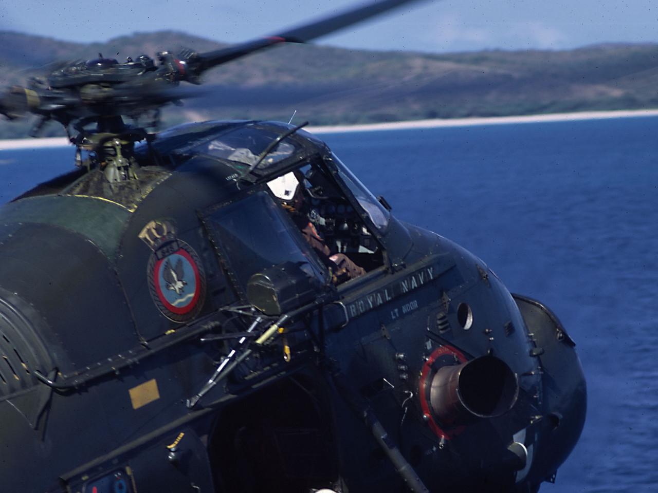 Lt Moor's aircraft